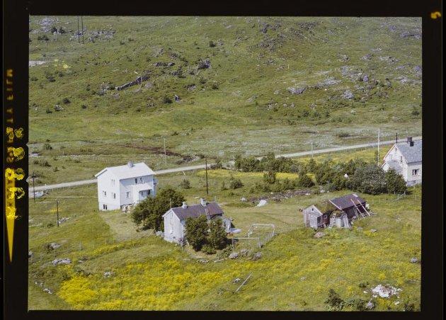 Haukland, Vestvågøy.