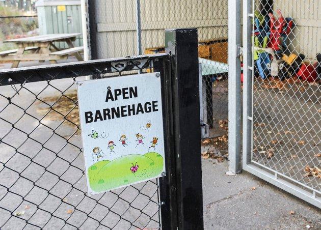 Åpen barnehage i Moss