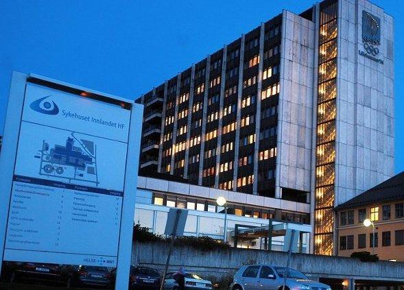 ÅPENHET: Det var på Lillehammer sykehus lille Solveig fikk fødselsskader som gjorde at hun ikke kunne overleve.