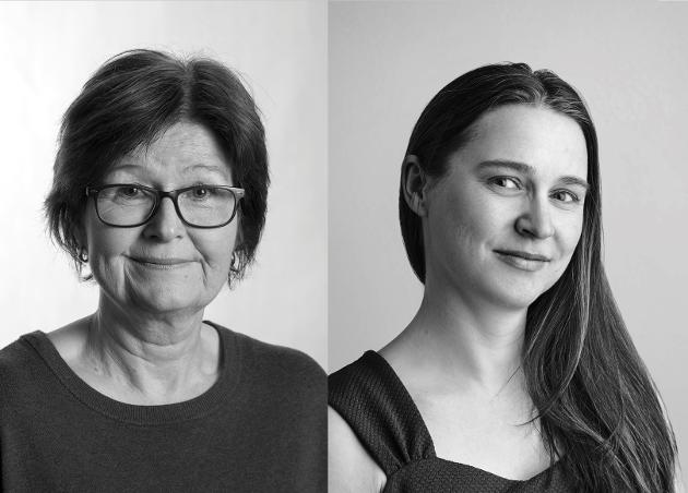 FORDELING: Nina Johannesen og Frøydis Sund etterlyser likestillingsbevissthet om hvordan ressursene i barneidretten fordeles.