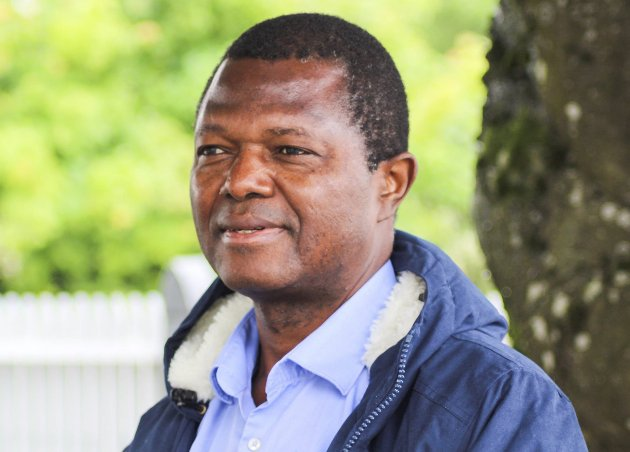 Krf-politiker: Muctarr Koroma skriver om eldreomsorg i dette innlegget.