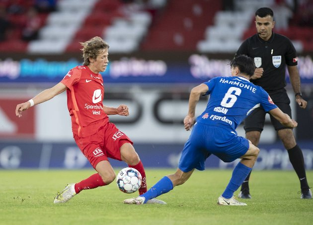 «Kniklas» klarte å imponere Alexander Osdal søndag kveld.