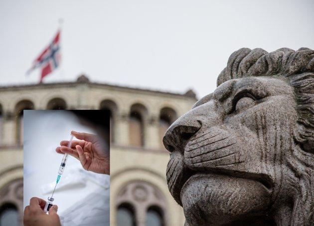 Åpenhet: Regjeringen må sørge for åpenhet rundt inngåtte vaksineavtaler.