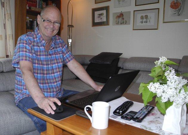 Jan Henrik Diesen mener eks-ordføreren overdriver angående Allsang på Grensen.