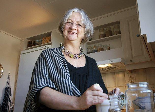 Helen Bøe (62) er en tidligere aktiv politiker for Rødt i Kragerø.