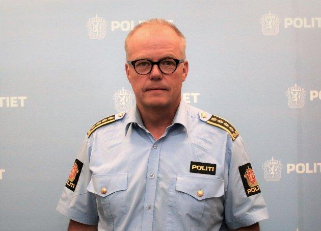 DIALOG: – Vi er opptatt av å bidra til god samfunnsdialog. Men det betyr ikke at vi til enhver tid må gi opplysninger til media på det tidspunkt de forventer det, skriver leder Johan Martin Welhaven i felles enhet for påtale hos politiet i Innlandet.