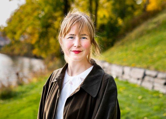 Anja Bakken Riise er leder i Framtiden i våre hender.
