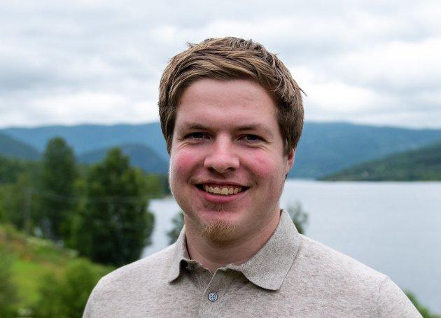 Hans Christian Andersen Knudsen, 2.kandidat Sogn og Fjordane SV