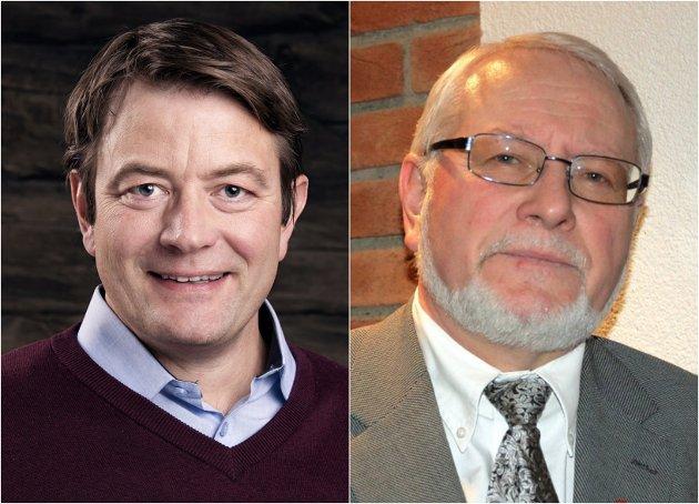Simen Bjørgen mener Gunnar Tore Stenseng høres ut som en gretten gammel gubbe.