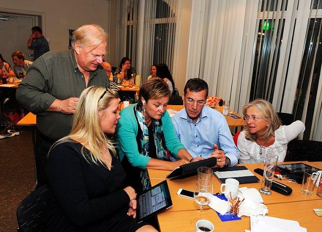 Arbeiderpartiets valgvake lillehammer 2013