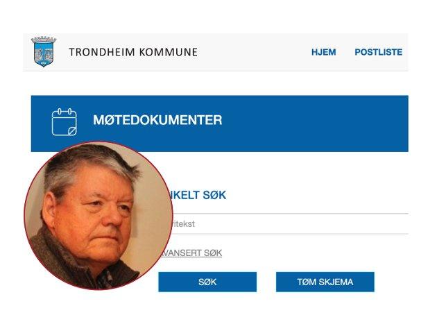 Trondheim kommune må se på mulighetene til å lette tilgangen til byens politikk - gjerne med den kjærlighet til offentlige dokumenter som Nils Heldal etterlyser i sitt avisinnlegg, skriver Per Svendsen.