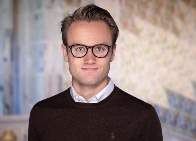 Henrik Dahl Jacobsen 2 medlem helse- og sosialutvalget for Oslo Arbeiderparti