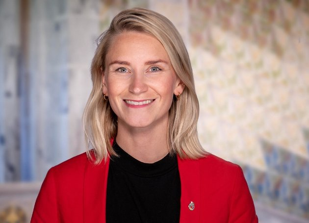 Line Oma, skolepolitisk talsperson, Oslo Arbeiderparti