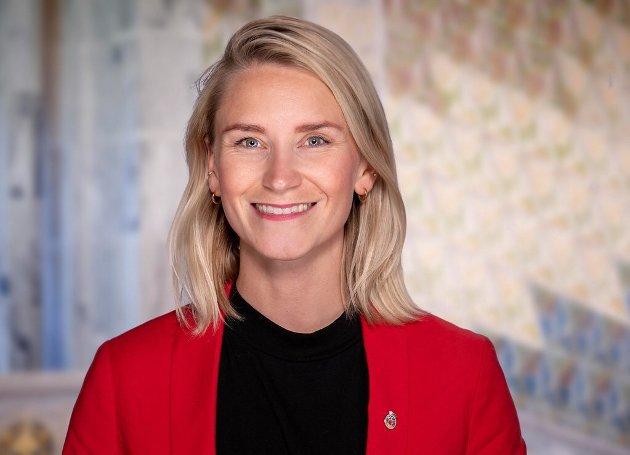 Line Oma, skolepolitisk talsperson i Oslo Arbeiderpartiet