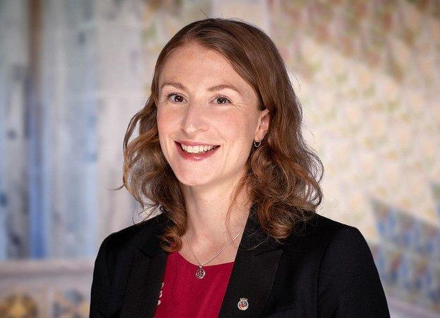 Sunniva Holmås Eidsvoll, gruppeleder Oslo SV