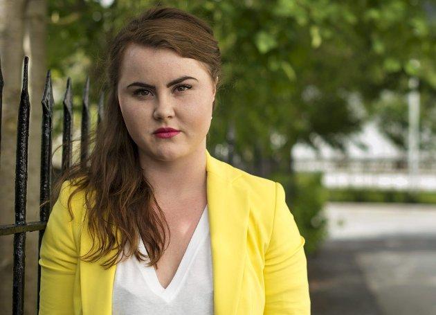 Linn Kristin Engø er blant kvinnelige politikere som har opplevd hets: – Flere av dem som skrev var familiefedre, skriver Engø. Arkivfoto: Eirik Hagesæter
