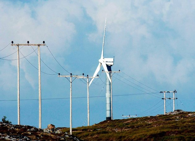Ulønnsomt: Vindkraft i Norge vil være samfunnsøkonomisk ulønnsomt og vil heller ikke ha noen betydning for det globale klimaet, skriver Odd Handegård.