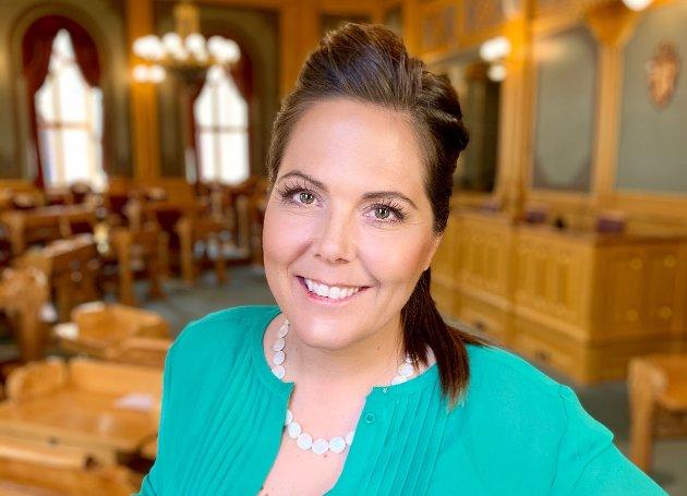 LENE WESTGAARD-HALLE: I Horten må vi skape mer og inkludere flere, skriver innsenderen som er stortingspolitiker for Høyre i Vestfold.