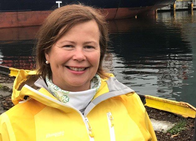 Mer distriktspolitikk er bra for hele Nordland, sier Senterpartiets Siv Mossleth