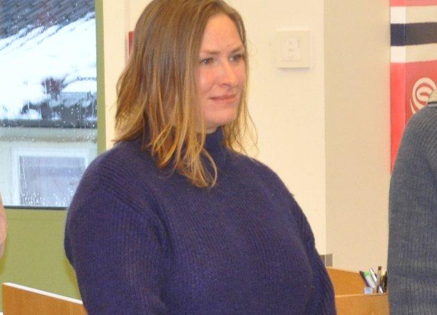 SOSIALISTISK VENSTREPARTI: Runhild Olsen