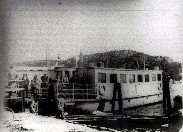 1933: Framnæs II