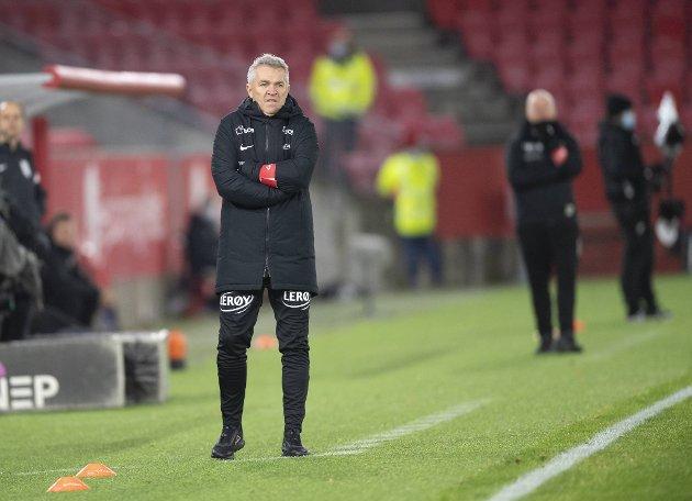 Kåre Ingebrigtsen kom inn som Brann-trener i sommer, uten at det har gitt enorm uttelling så langt.