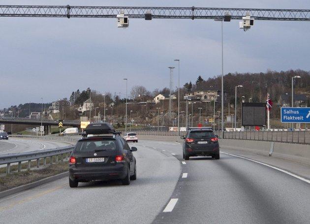 – FNB lovet full kamp mot bompengene for Bergens innbyggere. Men da de fikk en reell mulighet for en bompengereduksjon, sa de nei. ARKIVFOTO: ARNE RISTESUND
