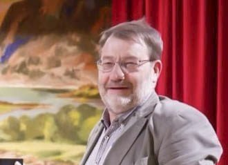 Knut O. Dale, leiar i Odda Mållag.