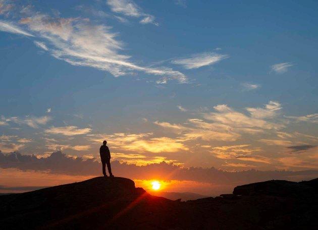 MULIGHETER: Finnmark byr på fantastiske muligheter