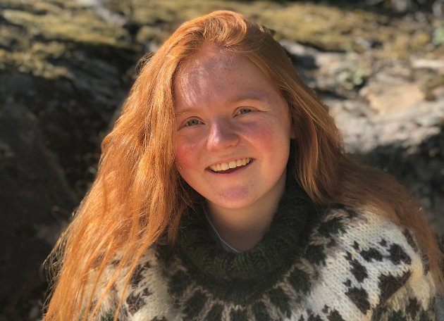 Anna Henriette Straume, Telemark senterungdom, 4. kandidat Stortinget