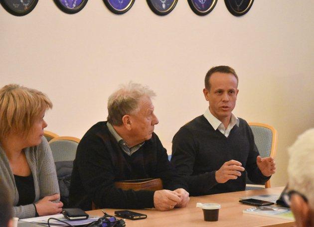 Mads Hilden, 3. kandidat Drammen Arbeiderparti.