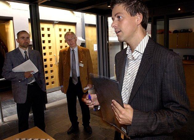 Gikk før helgen: Krf- leder Knut Arild Hareide er ikke Krf-leder lenger. foto: Terje holm