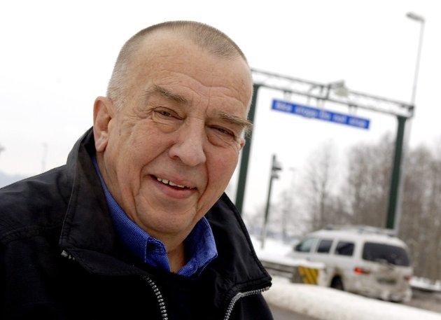 FARVEL: Ragnar Torgersen blir trolig ikke mer å se i Tønsberg Jazzklubb.