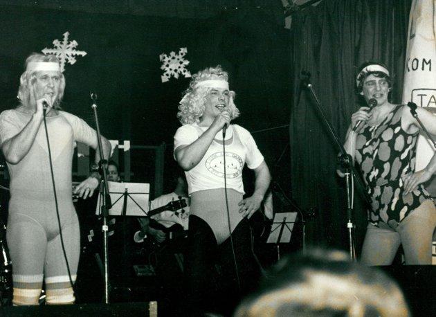 Turnrevyen '89