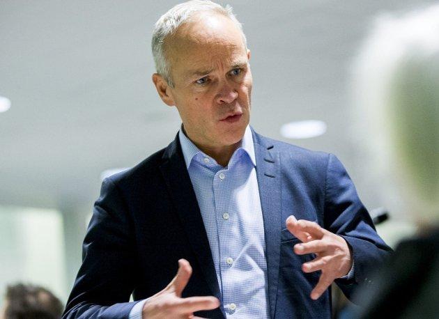 Kunnskaps- og integreringsminister (H) Jan Tore Sanner (H)