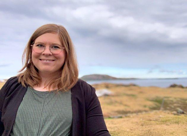 Christine Nilssen, 3. kandidat for Høyre i Finnmark
