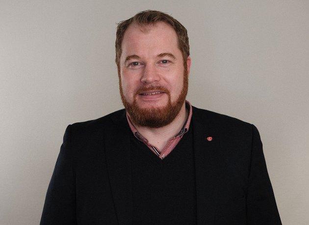 Yngve Lofthus Teigen, 3. kandidat Lillestrøm Arbeiderparti