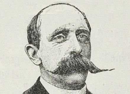 Emil Harboe ble en aktet og populær politimester i Sarpsborg. (Sarpsborg kommunes fotosamling).