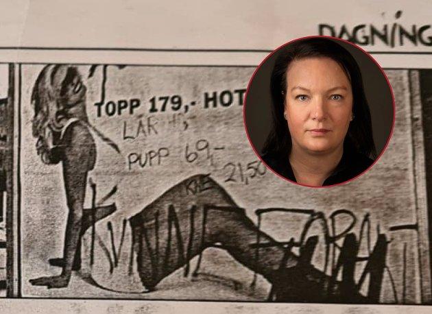 Nå, nesten 30 år etter de første aksjonene mot H&Ms plakater, kommer endelig vedtaket mot retusjert reklame, skriver Hege Bae Nyholt (R).