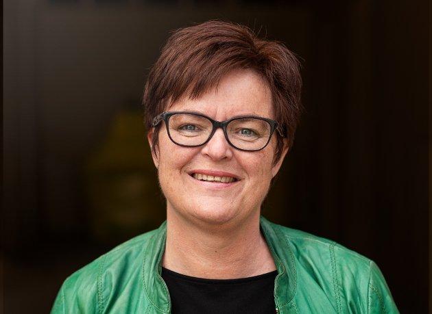 Heidi Greni, stortingsrepresentant for Sp