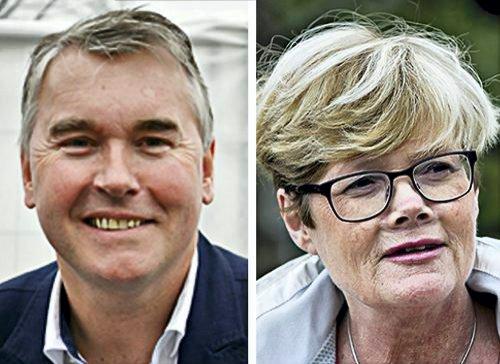 ARBEIDSLIV: Trond Helleland (H) og Kristin Ørmen Johnsen (H) skriver om et arbeidsliv for alle.