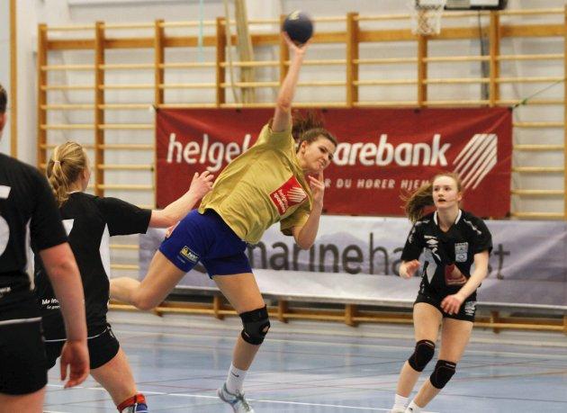 Hanne Sofie Sørnes ble toppscorer med åtte mål for SIL