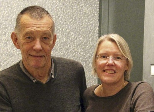 Martin Berthelsen og Janne Grøttumsbråten, Asker SV