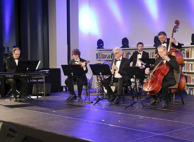Musikk i Nordland: Musikk i Nordlands viktigste arbeidsform er co-produksjoner med andre aktører. Foto: NFK