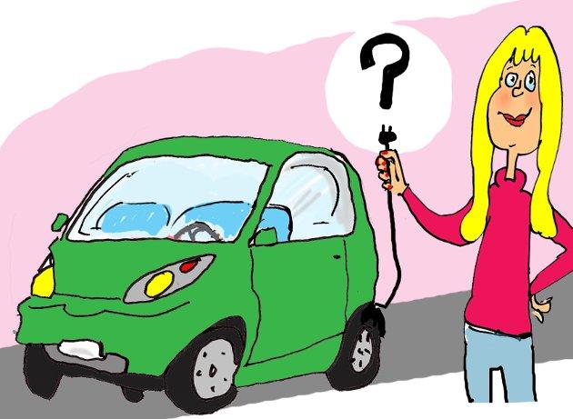 Omstridt: – Det er ingen som vet om den energi som fylles på batteriet til en elbil kommer fra ren vannkraft i Norge. Den kan like gjerne komme fra et kullspyende kraftverk i Mellom-Europa, eller kanskje enda verre; fra et atomkraftverk, skriver Roar Julsen i denne kronikken.
