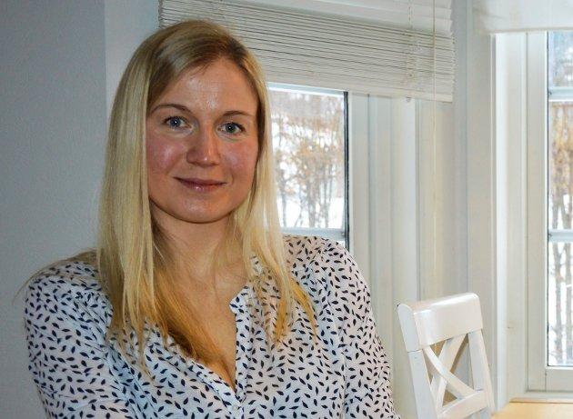MÅ VÆRE LOV: - Det må være lov å påpeke at politikken som føres drar oss i feil retning, skriver Linn Laupsa i Arbeiderpartiet.