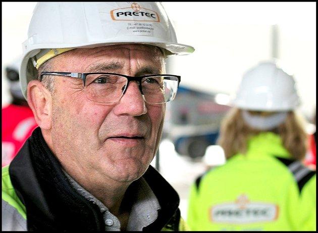 Det er bare å ønske velkommen at kommuner nå begynner å konkurrere på størrelsen av formuesskatt, mener Even A. Karlsen, styreformann i Pretec. (Foto: Jarl M. Andersen)