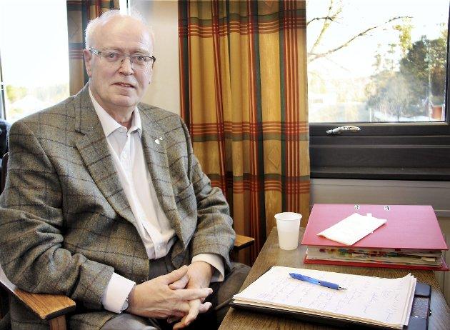 Utålmodig: Setterådmann Jan Reinert Rasmussen vil ha avklaring.