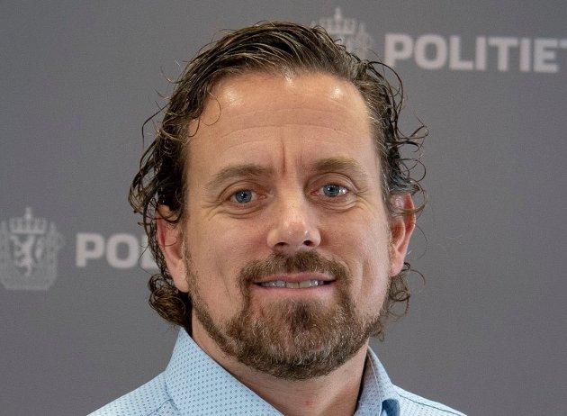 Bjørn Druglimo, hovedverneombud i Sør-Øst politidistrikt. (Foto: Privat)