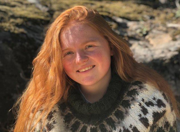 Anna Henriette Straume, Telemark Senterungdom